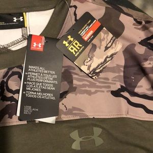New Under Armour UA Ridge Reaper Barren Shirt XL